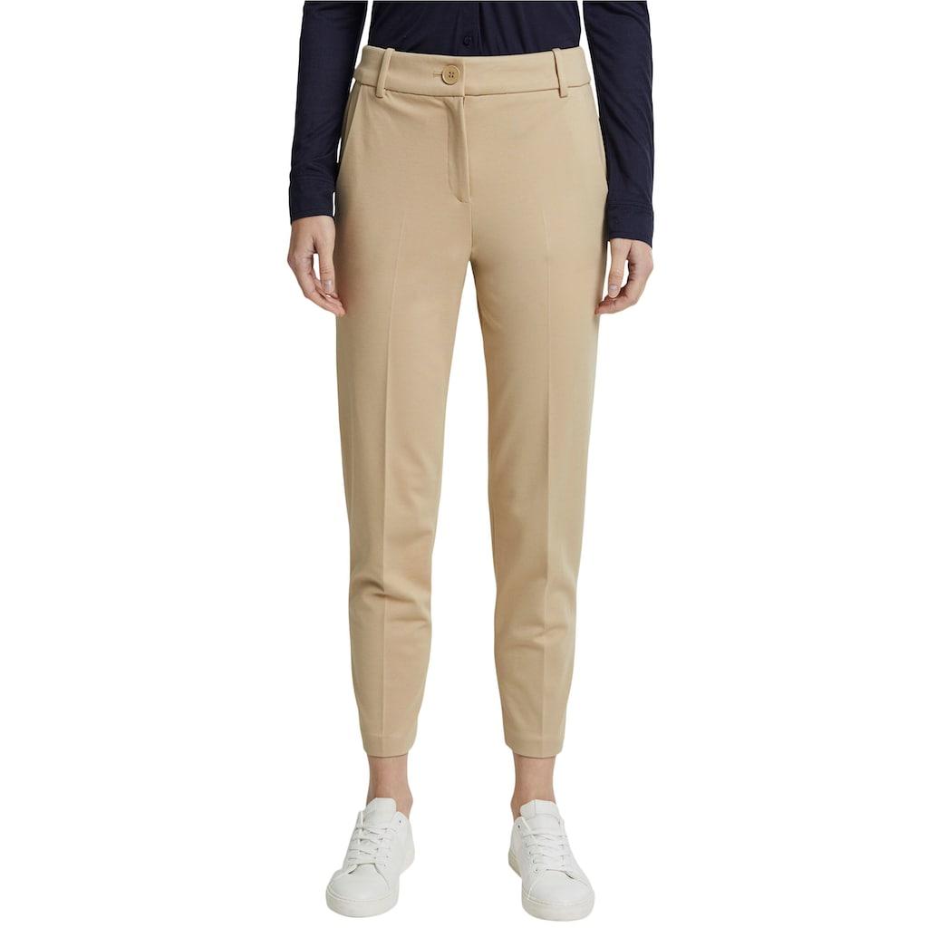 Esprit Collection Jerseyhose