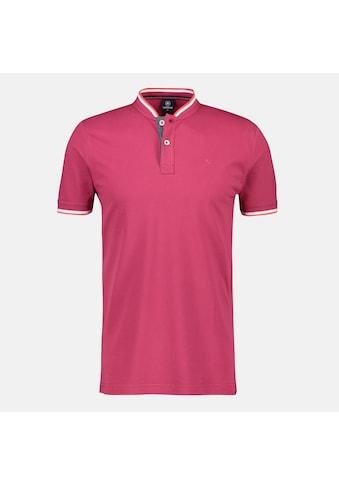 LERROS Henleyshirt »Serafino«, mit Stehkragen, sportiv gestreift kaufen