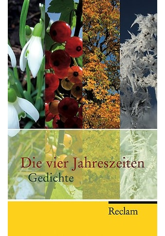Buch »Die vier Jahreszeiten / Eckart Kleßmann« kaufen