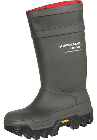 Dunlop Sicherheitsstiefel »Purofort Thermo+ Explorer full safety«, Sicherheitsklasse S5, für Öl-, Gas- und Bergbau kaufen