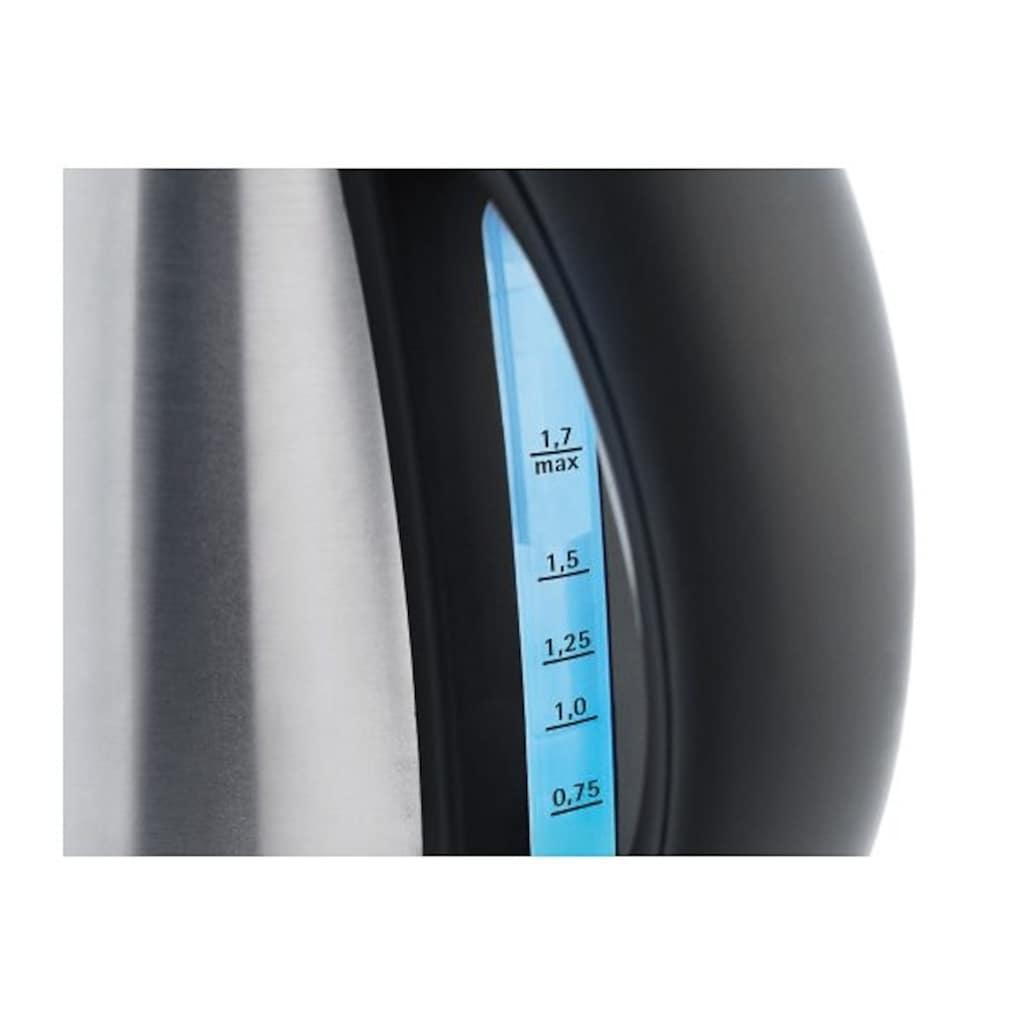 WMF Wasserkocher »Stelio«, 1,7 l, 2400 W, Edelstahl