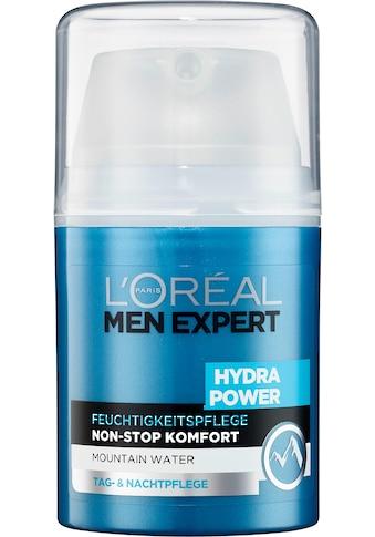 L'ORÉAL PARIS MEN EXPERT Feuchtigkeitscreme »Hydra Power«, für sensible Männerhaut;... kaufen