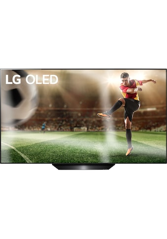 LG OLED55B9SLA OLED - Fernseher (139 cm / (55 Zoll), 4K Ultra HD, Smart - TV kaufen