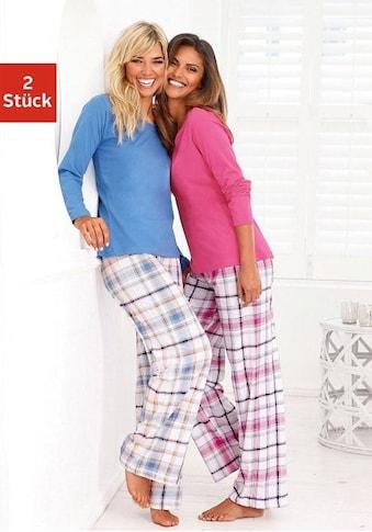 Arizona Schlafanzug (2 Stück) kaufen