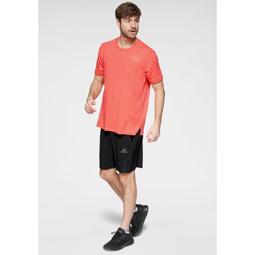 adidas Performance Trainingsshirt »CITY ELEVATED TEE«