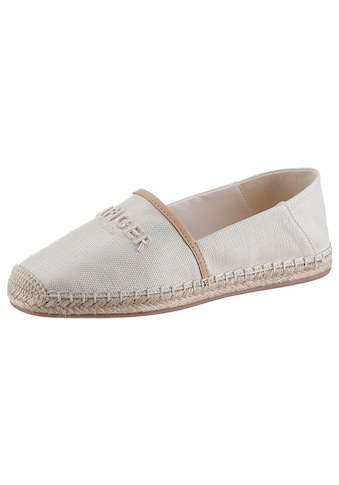 TOMMY HILFIGER Espadrille »TOMMY EMBROIDERY ESPADRILLE RANA 1D5« kaufen