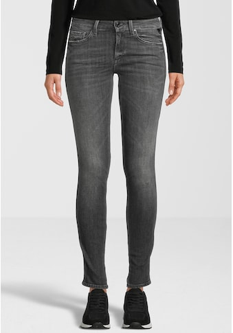 Replay Skinny-fit-Jeans »New Luz«, im 5-Pocket-Stil kaufen