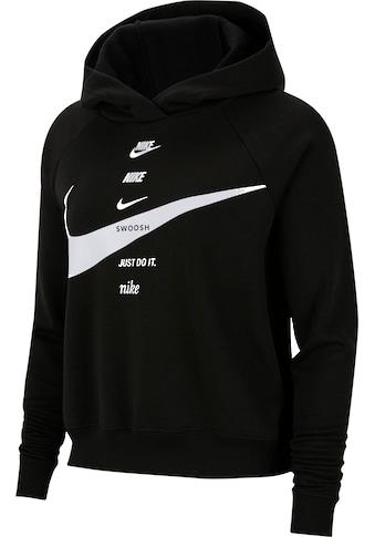 Nike Sportswear Kapuzensweatshirt »Women's Brushed - back Fleece Hoodie« kaufen