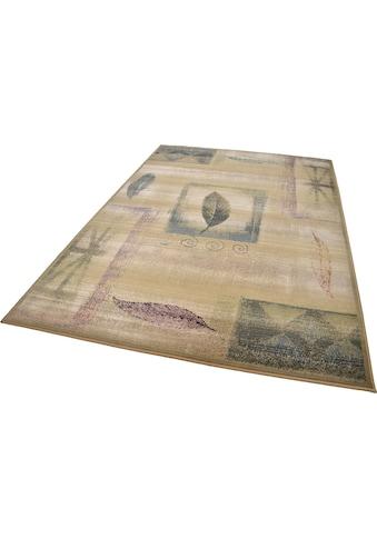 THEKO Teppich »Gabiro 003«, rechteckig, 10 mm Höhe, Wohnzimmer kaufen