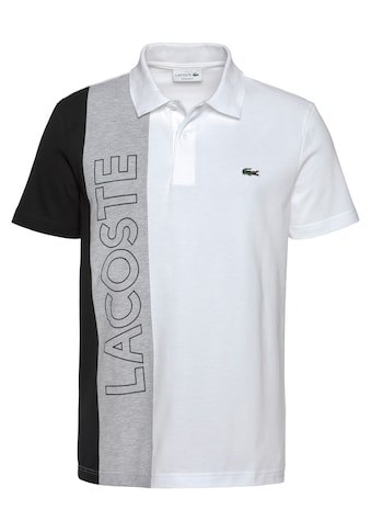 Lacoste Poloshirt, Colourblocking kaufen