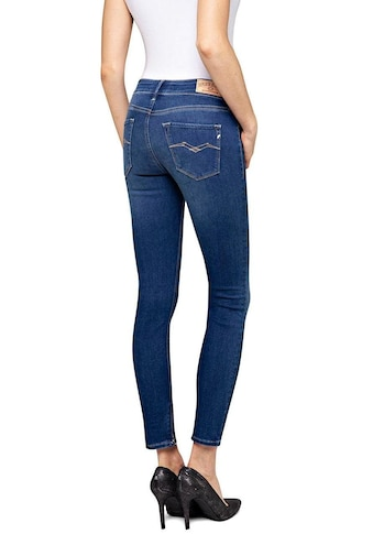 Replay Skinny - fit - Jeans »New Luz Ankle Zip« kaufen