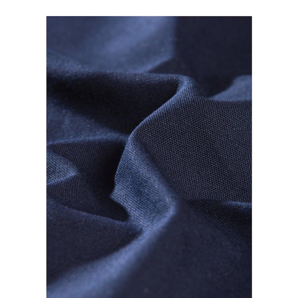 Trigema 3/4 Freizeithose aus Baumwolle