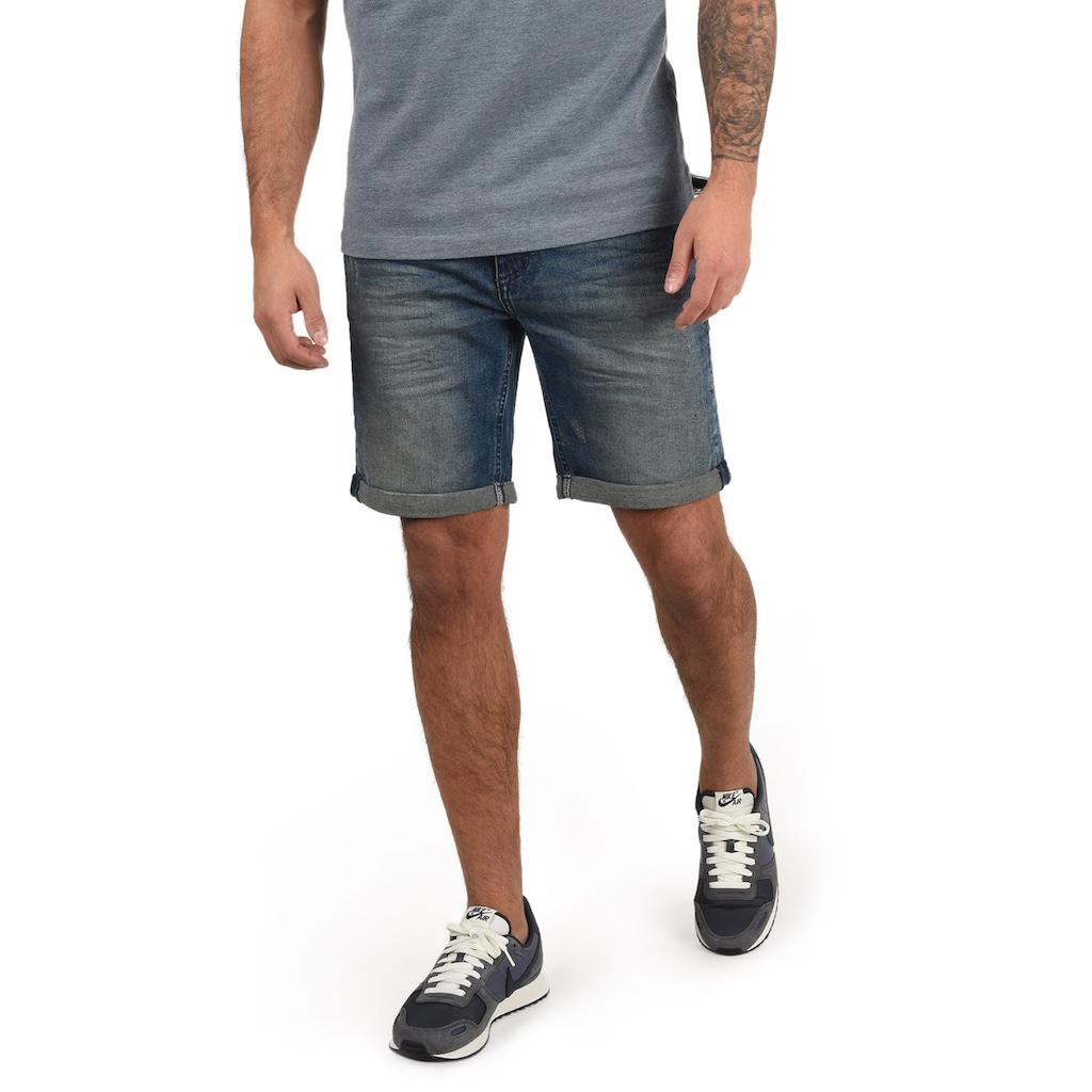 Blend Jeansshorts »Luke«, kurze Hose mit leichten Destroyed-Effekten