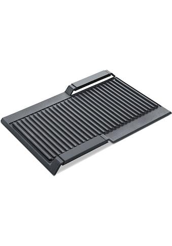 SIEMENS Grillplatte »HZ390522«, Aluminium, varioInduktion kaufen