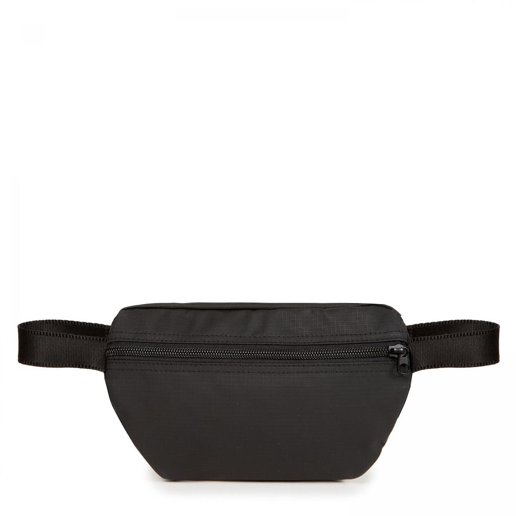 Eastpak Gürteltasche »SPRINGER, Surfaced Black«, enthält recyceltes Material (Global Recycled Standard)