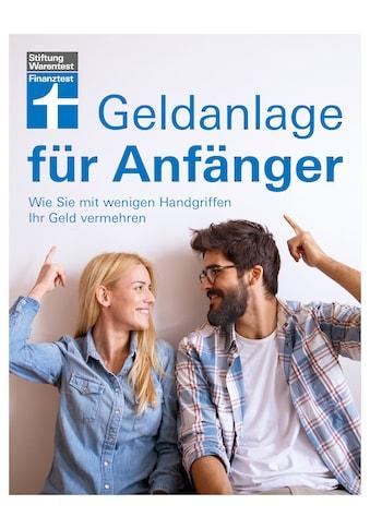 Buch »Geldanlage für Anfänger / Markus Kühn, Stefanie Kühn« kaufen