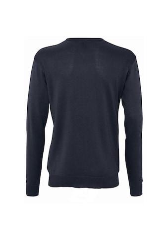 SOLS V-Ausschnitt-Pullover »Mens Galaxy Sweater / Pullover mit V-Ausschnitt« kaufen