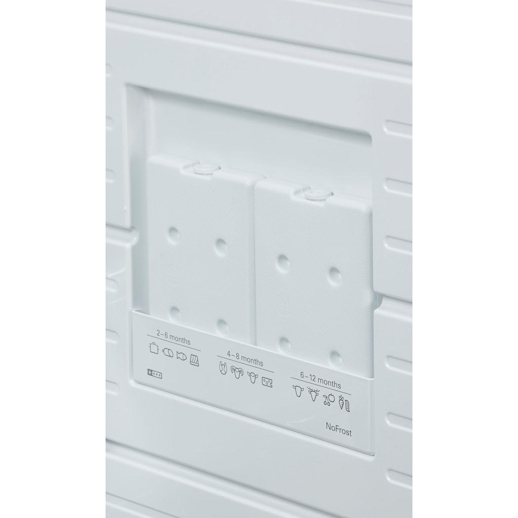 SIEMENS Gefrierschrank »GS58NDWDP«, 191 cm hoch, 70 cm breit