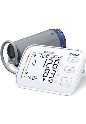 BEURER Oberarm-Blutdruckmessgerät »BM 57«, Bluetooth kaufen