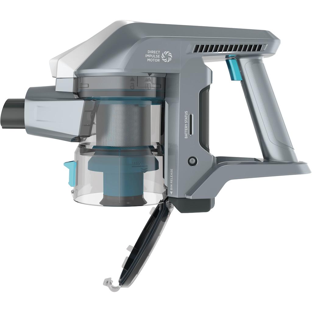 Hoover Akku-Hand-und Stielstaubsauger »H-FREE 300 Hydro, HF322YHM Akku-Staubsauger, 2 in 1, Saugen & Wischen, Bis zu 40 Min., beutellos,«, Dual-LED-Beleuchtung