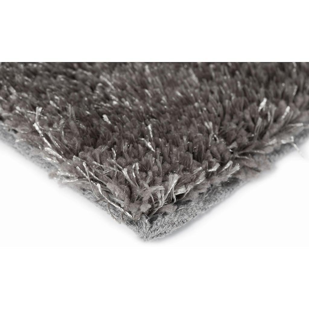 Andiamo Hochflor-Teppich »Monroe«, rechteckig, 25 mm Höhe, besonders weich durch Microfaser, Wohnzimmer