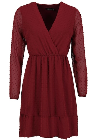 SUBLEVEL A-Linien-Kleid, aus Chiffon kaufen