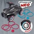 BIG Rutscherauto »BIG-Bobby-Car-Neo Anthrazit«, Made in Germany