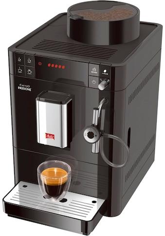 Melitta Kaffeevollautomat »Passione F53/0-102 schwarz« kaufen