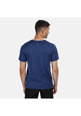 Regatta T-Shirt »Herren Antwerp kurzärmlig, meliert« kaufen
