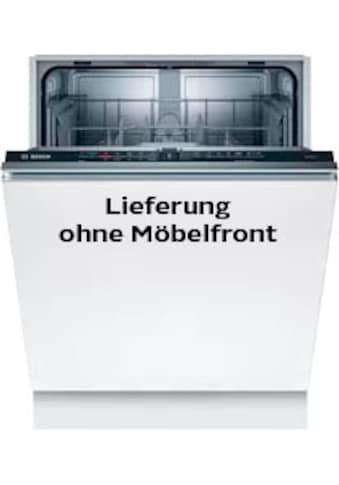 BOSCH integrierbarer Geschirrspüler Serie 2, 10,5 Liter, 12 Maßgedecke kaufen