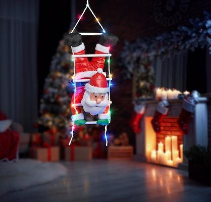 Weihnachtsmann für Weihnachtsdeko