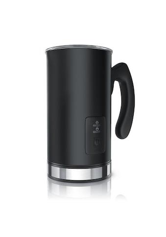 Arendo Milchaufschäumer mit Warm & Kaltaufschäumen »MILKSKY Black« kaufen
