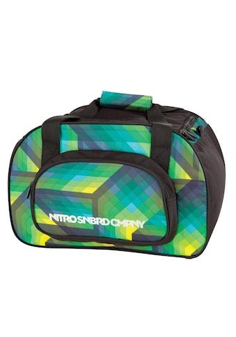NITRO Sporttasche »Duffle Bag XS Geo Green« kaufen