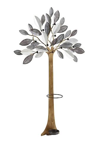 Garderobe Baum mit effektvoller Lackierung kaufen