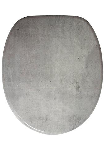 Sanilo WC-Sitz »Beton« kaufen