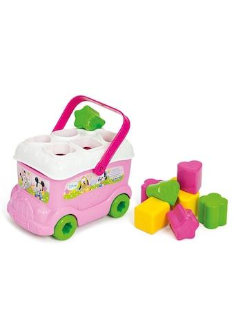 Clementoni® Steckspielzeug »Baby Minnie Sortierbus«, Made in Europe kaufen