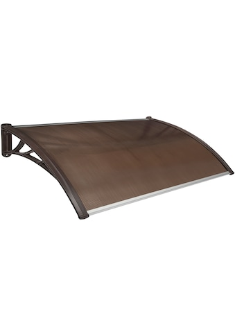 KONIFERA Vordach, Aluminium, BxTxH: 150x80x25 cm kaufen
