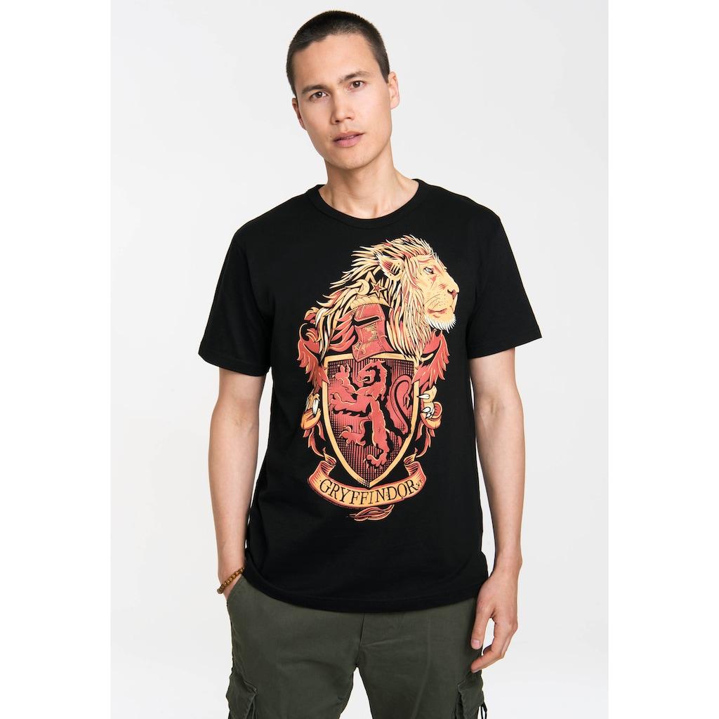 LOGOSHIRT T-Shirt mit Harry Potter-Print