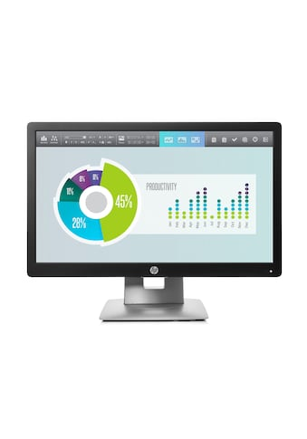 "HP LED-Monitor »50,8 cm (20"") HD+, 7 ms«, EliteDisplay E202 Monitor kaufen"