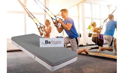 BeSports Taschenfederkernmatratze »T-Dynamic 2300 X-tra«, 500 Federn, (1 St.), Top für Rücken, Muskulatur und ihre Fitness kaufen