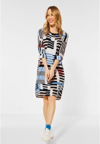 Cecil Jerseykleid, mit Streifen kaufen