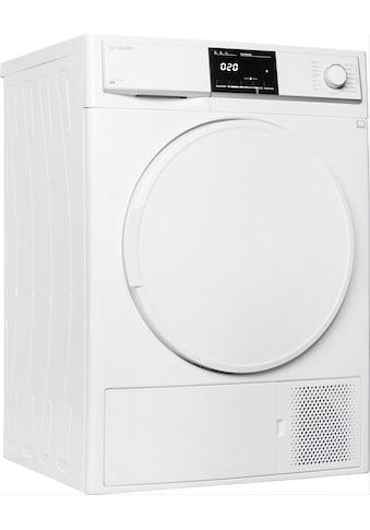 Sharp Wärmepumpentrockner KD - HHB7S8PW3 - DE, 7 kg kaufen