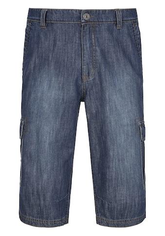 Jan Vanderstorm Cargobermudas »ERNESTI«, aus reiner Baumwolle kaufen