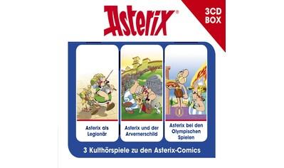 Musik-CD »Hörspielbox Vol.4 / Asterix« kaufen