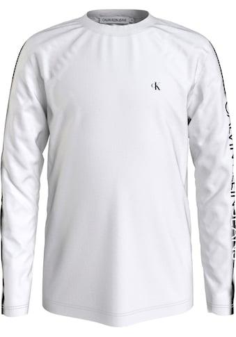 Calvin Klein Jeans Langarmshirt kaufen