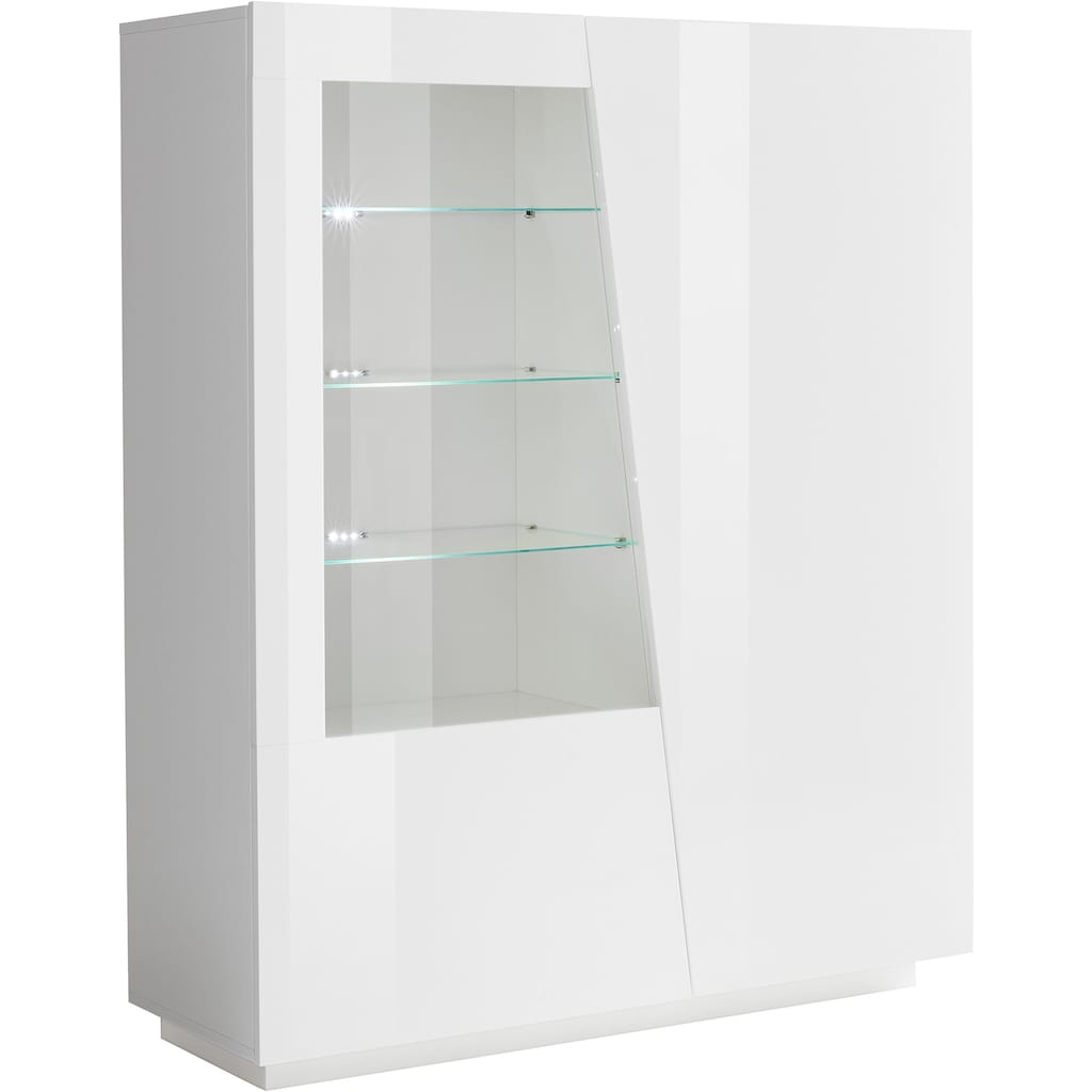 Tecnos Highboard »Vega«, Höhe 146 cm