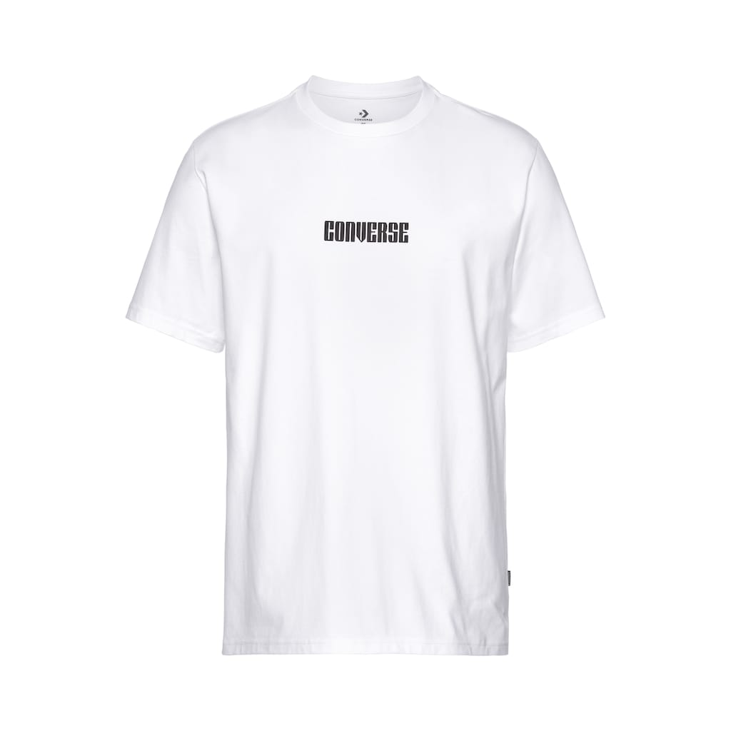 Converse T-Shirt »EXPLORER GRAPHIC TEE«