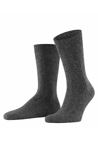 FALKE Socken »Lhasa Rib«, (1 Paar), mit Kaschmiranteil kaufen