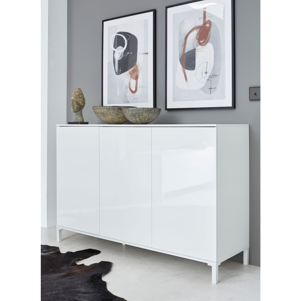 trendteam Sideboard »Sheldon«, Push-to-open-Funktion