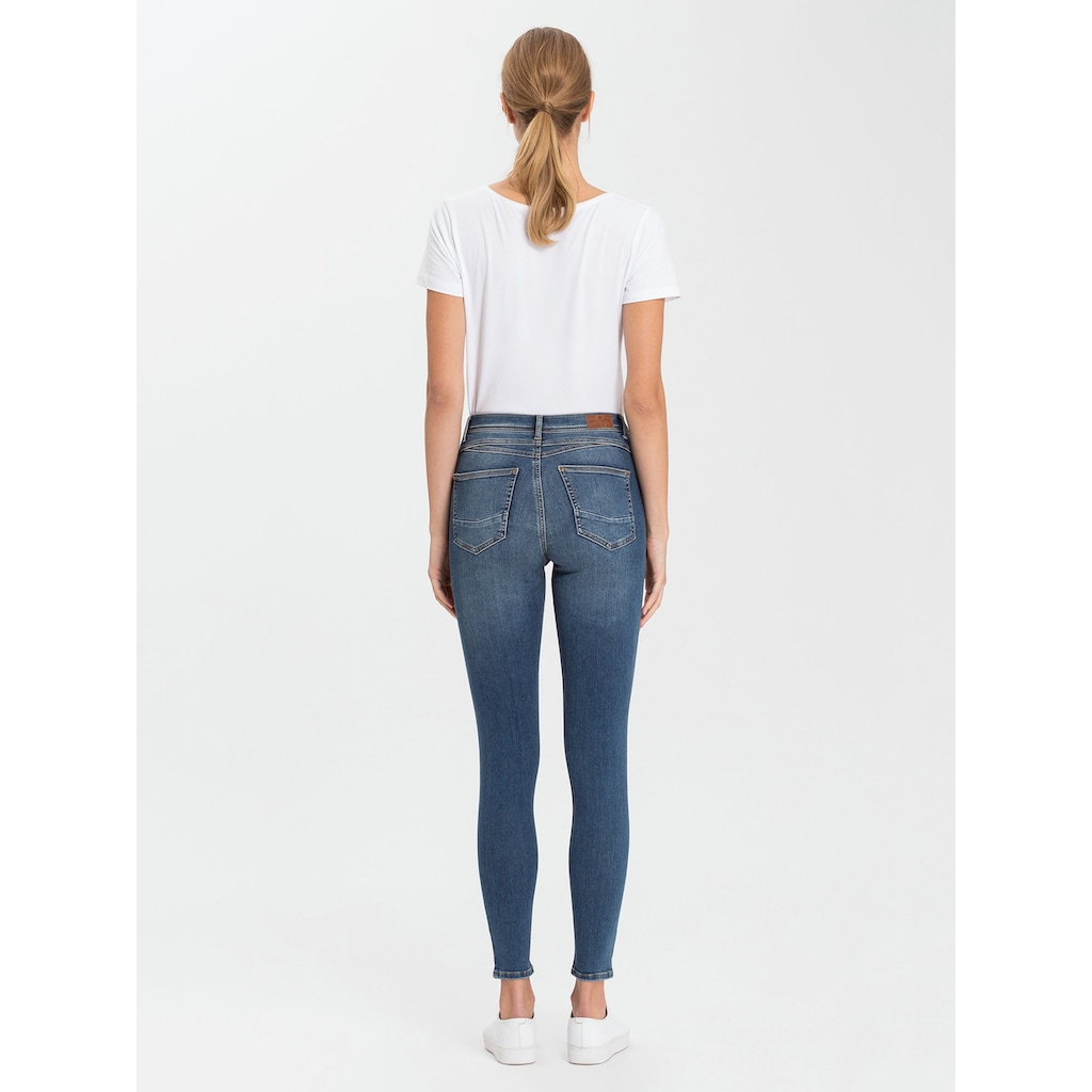 Cross Jeans® High-waist-Jeans »Judy«, Elastischer Denim